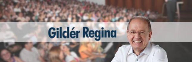 Gilclér Regina - Gestão e liderança!