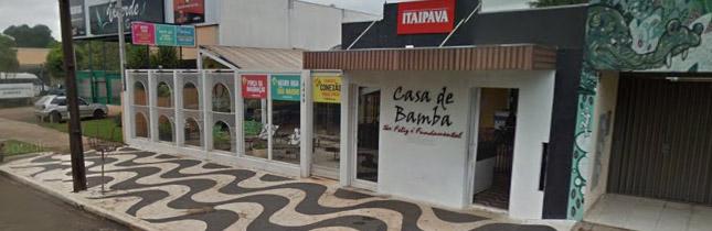 Casa de Bamba Maringá