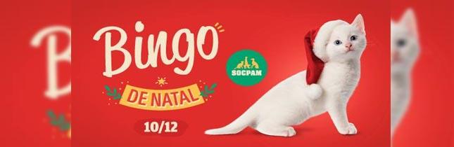 Bingo de Natal - SOCPAM