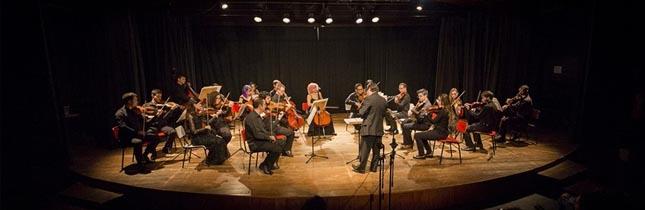 Concerto Orquestra de Câmara da UEM