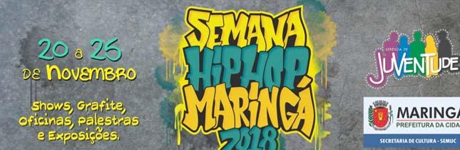 Semana do Hip-Hop 2018