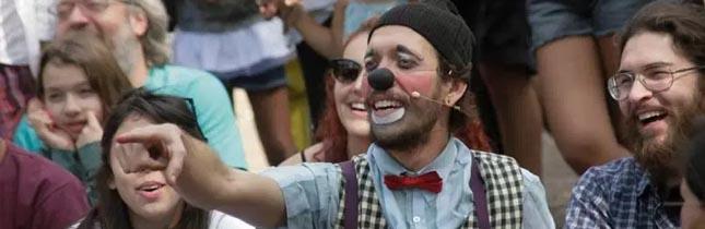 Só em Cena: Mequetrefe Circo Show