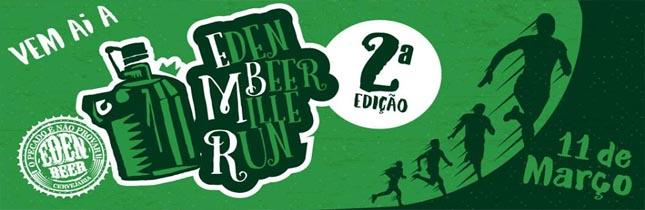 Eden Beer Mile Run