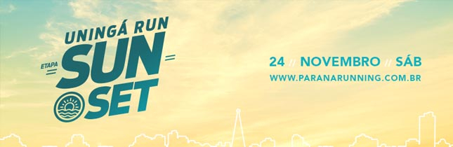 Running 2018 - Etapa Sunset