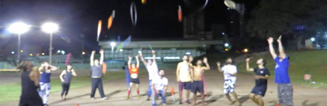 Treino Malabarístico Maringaense - Jugglingá