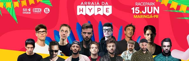 Arraiá da Hype 2019