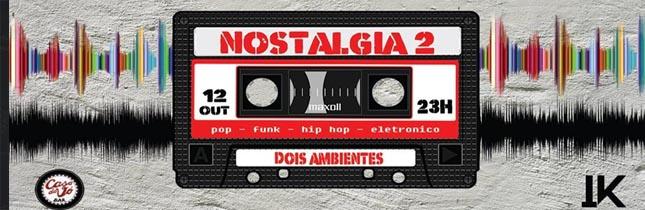 Nostalgia II - 2 Ambientes