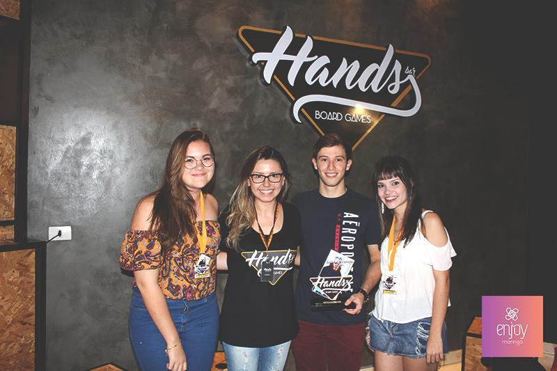 Campeonato de Coup - Hands Bar
