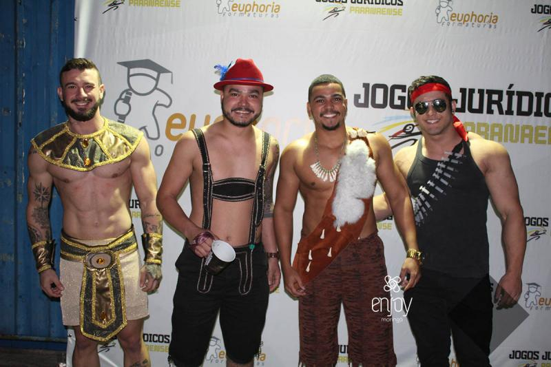 Jogos Jurídicos 2017 - Jogos Jurídicos Paranaense 2017