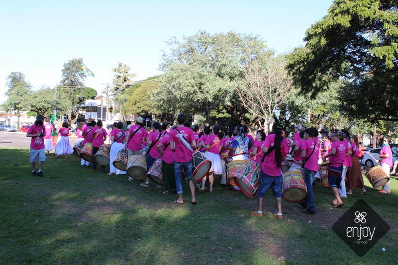 1º Festival de Maracatu de Maringá