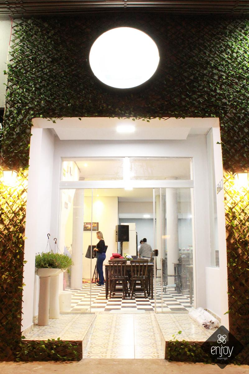 Inauguração D lisboa Café Bistrô