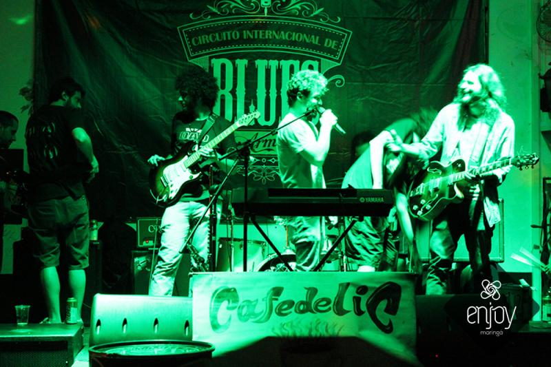 Quinta Acústica - Banda Cafedelic