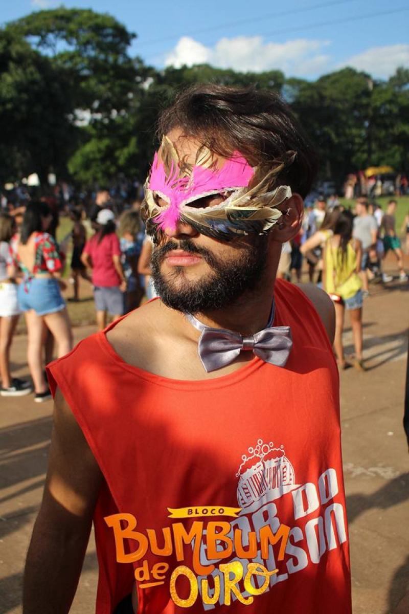 Pré Carnaval - Bloco Bumbum de Ouro - Fotos Giovana Baliscei - Foto: Giovana Baliscei