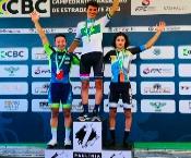 Maringaense na 2ª colocação de campeonato de ciclismo de estrada