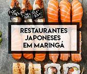 7 Lugares em Maringá para você se deliciar com o melhor da culinária japonesa