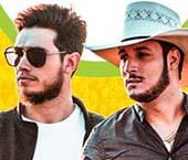 Bruno e Barreto fazem show de graça nesse domingo em Maringá