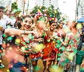 Carnaval de rua em Maringá contará com 10 blocos diferentes em 2018