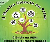 'Ciência na Praça' começou hoje em Maringá e tem entrada gratuita
