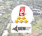 Cresce o número de cursos da UEM com nota máxima no Guia do Estudante