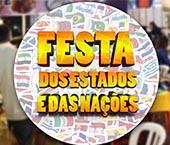 Festa das Nações começa nessa sexta em Maringá com mais de 18 opções de comida