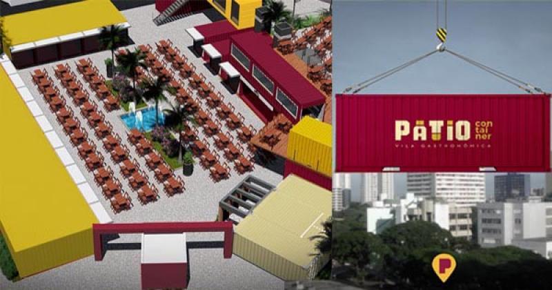 Inauguração da 1ª Vila Gastronômica de Maringá acontece nesta sexta