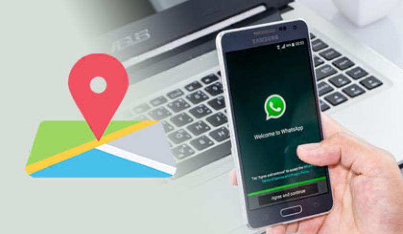 Localização em tempo real estreia no WhatsApp