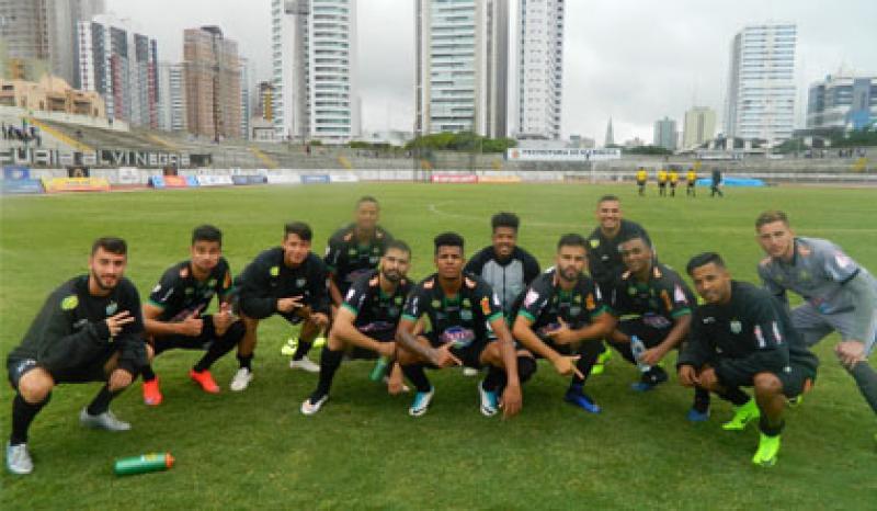 Maringá FC na final da Taça FPF