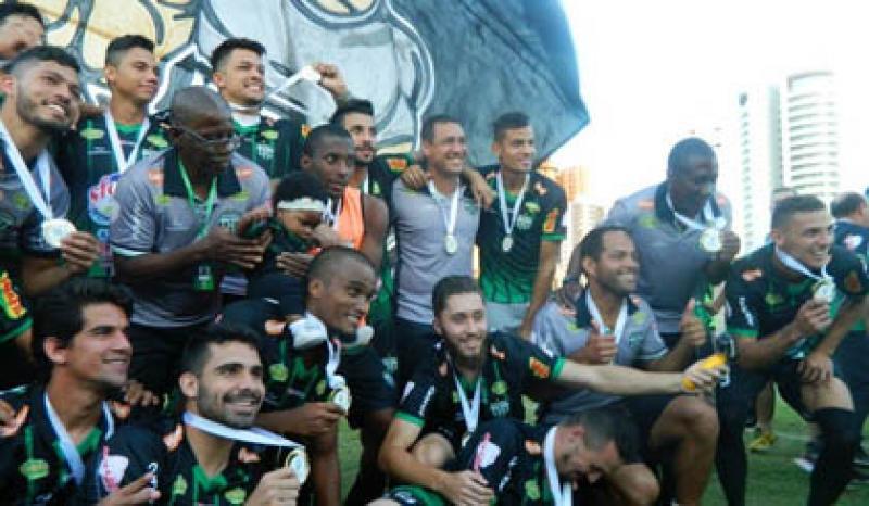 Maringá vence União e conquista o Bi-campeonato da Segundona