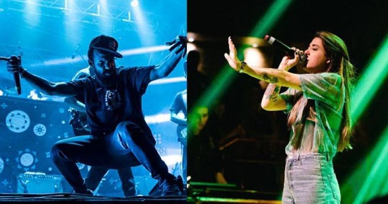 Democrático Music Festival terá como atrações principais Baiana System e Cynthia Luz