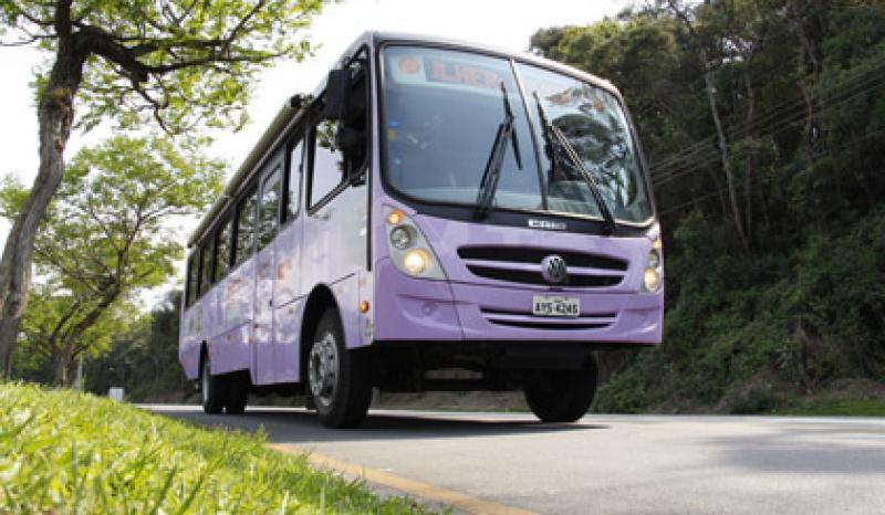 Ônibus Lilás itinerante estará em Maringá na próxima quarta-feira