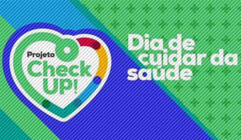 Projeto Check-Up! levará ações de prevenção gratuitas à população