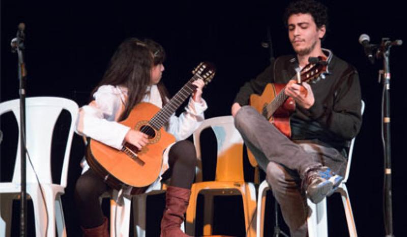 Projeto que oferece aulas gratuitas de instrumentos musicais está com inscrições abertas