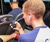 Transporte coletivo tem Wi-Fi em todos os ônibus e 80 novos horários nas linhas de Maringá