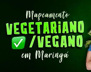 Guia mostra que existem mais de 50 lugares com opções veganas e vegetarianas em Maringá