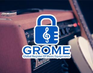 Grome - Plataforma Online e Gratuita de Registro de Equipamentos Musicais