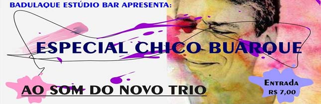 Especial Chico Buarque