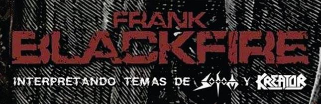 Frank Blackfire