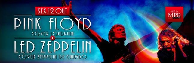 Pink Floyd + Led Zeppelin cover