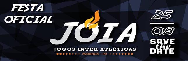 JOIA Maringá - Festa Oficial 2018 - Enjoy Maringá 8fcd37fa07324