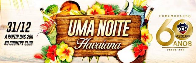 Reveillon 2018 - Uma Noite Havaiana - Enjoy Maringá 9c2d37067db57